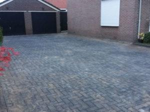 Betonklinker-oprit-Steenwijk